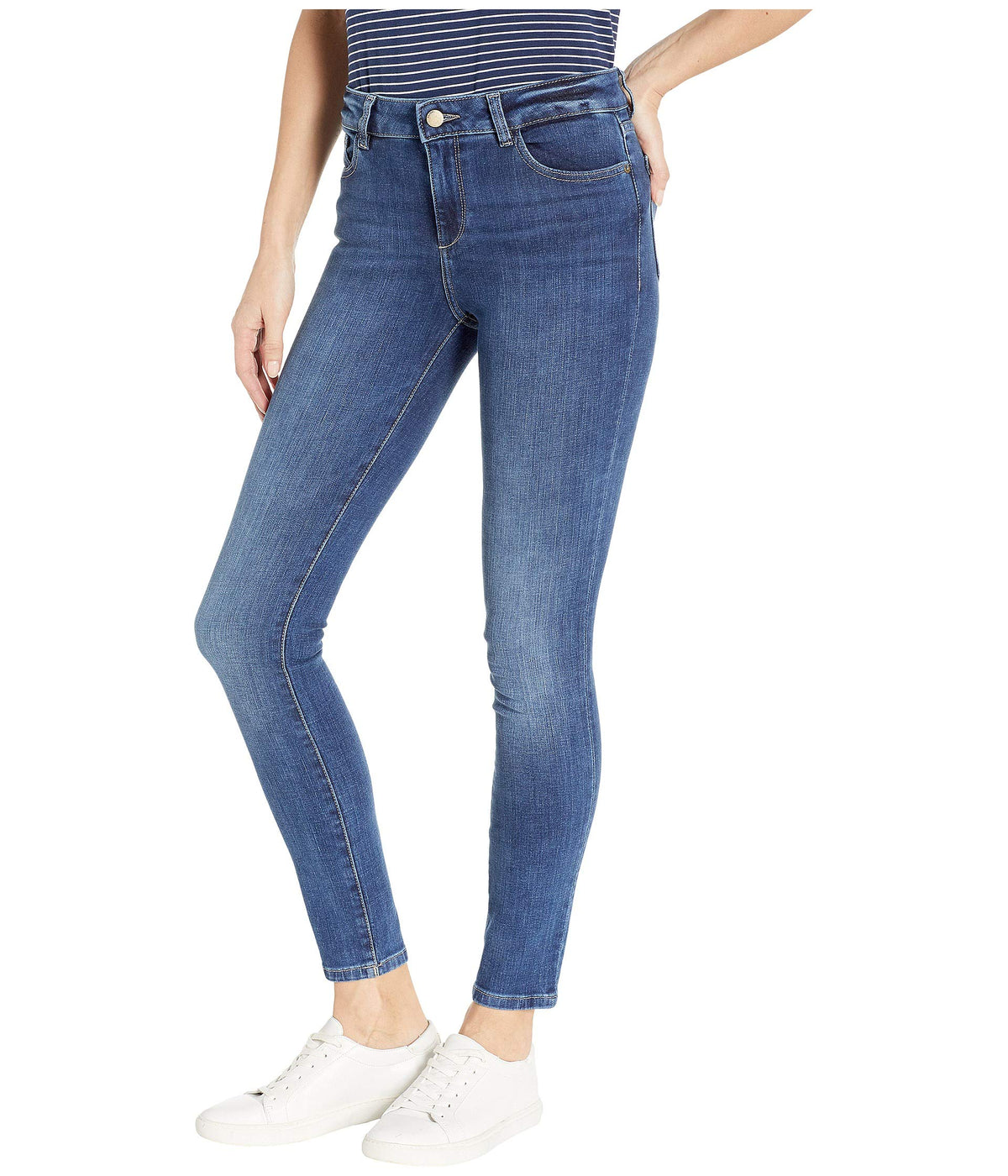 Florence Mid-Rise Instasculpt Skinny in Dalton