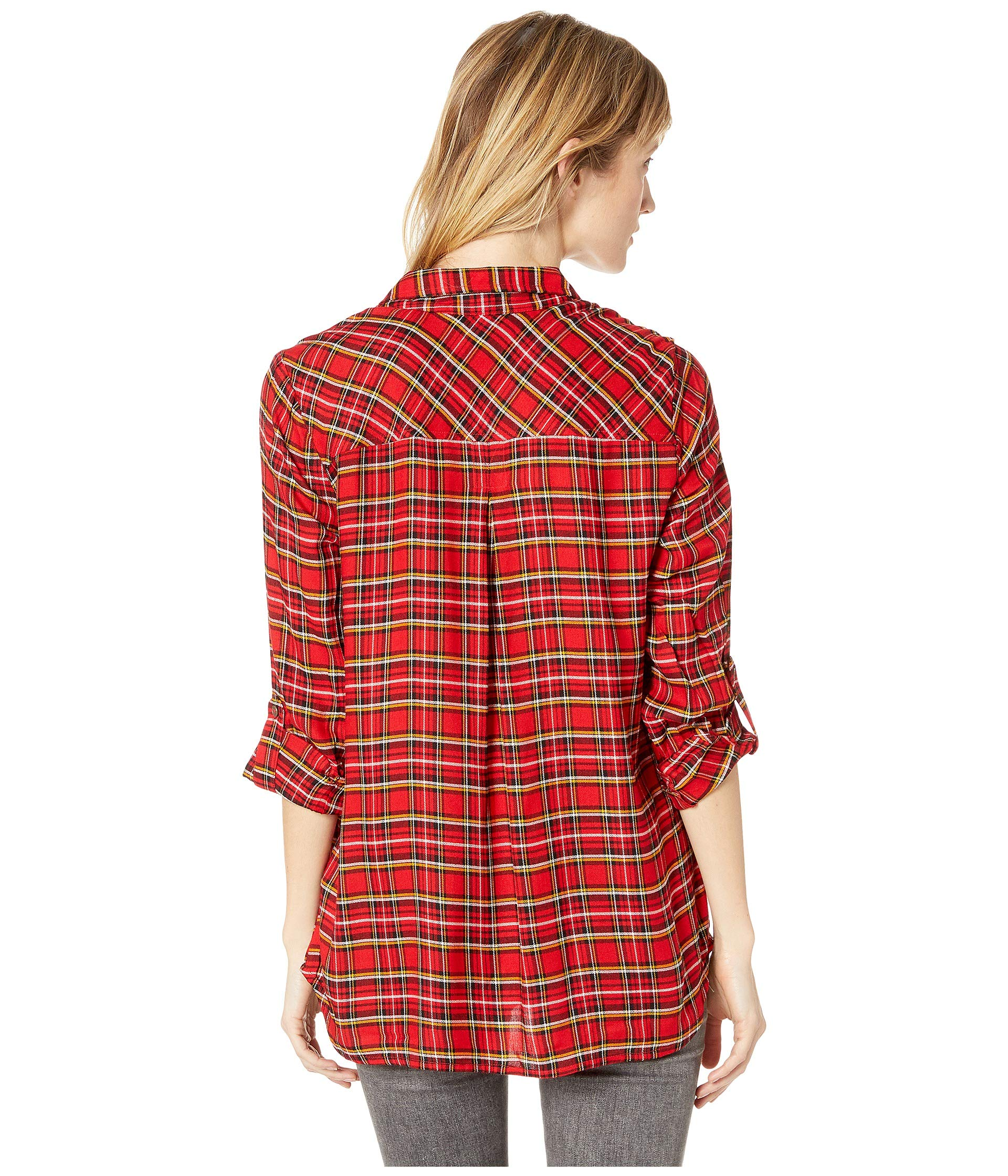 Carine Long Sleeve Shirt
