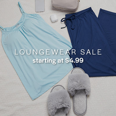 SHOP LOUNGEWEAR SALE
