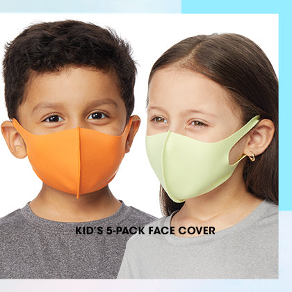 SHOP KID'S MASKS