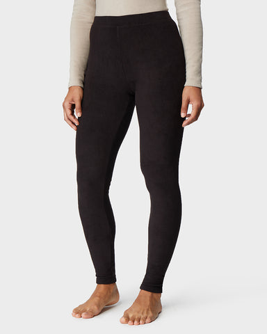 WOMEN'S HEAVYWEIGHT FLEECE BASELAYER LEGGING