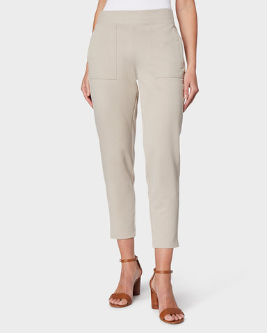 WOMEN'S STRETCH WOVEN PANTS