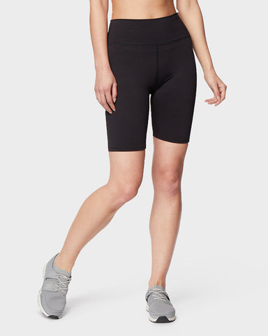 WOMEN'S HIGH-WAISTED ULTRA-STRETCH BIKE SHORT
