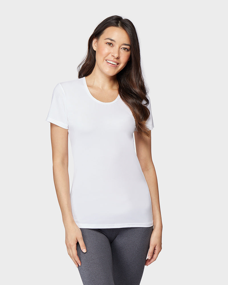 WOMEN'S COOL FITTED T-SHIRT