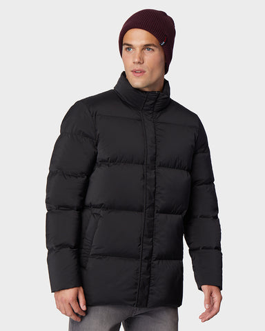 MEN'S MICROLUX HEAVY DOWN PUFFER JACKET