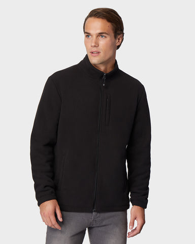 MEN'S POLAR SHERPA JACKET