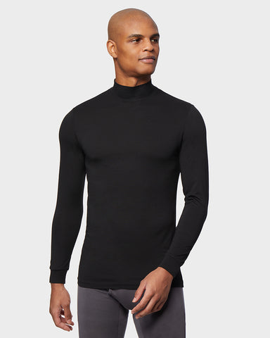MEN'S LIGHTWEIGHT BASELAYER MOCK TOP