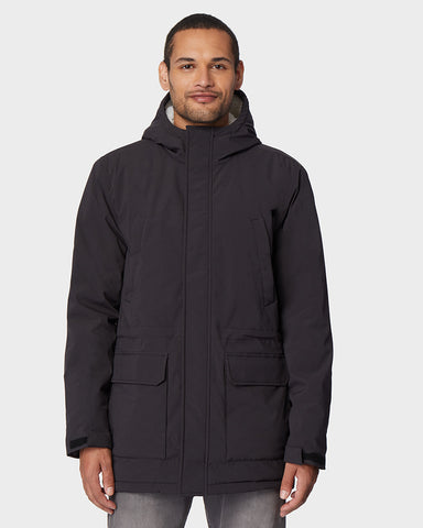 MEN'S SHERPA LINED URBAN PARKA