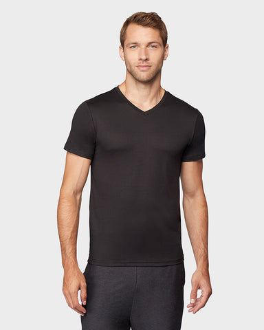 MEN'S COOL VNECK T-SHIRT
