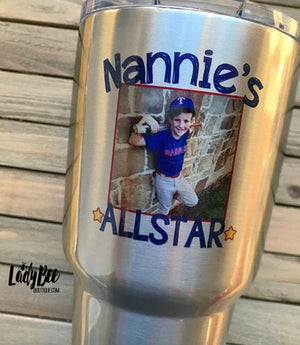 30oz Photo Tumblers- Custom