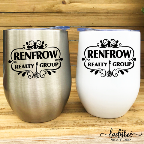 Realtor Gifts and Tumblers Custom