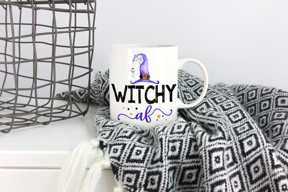 Witchy AF - LadyBee Boutique Mugs
