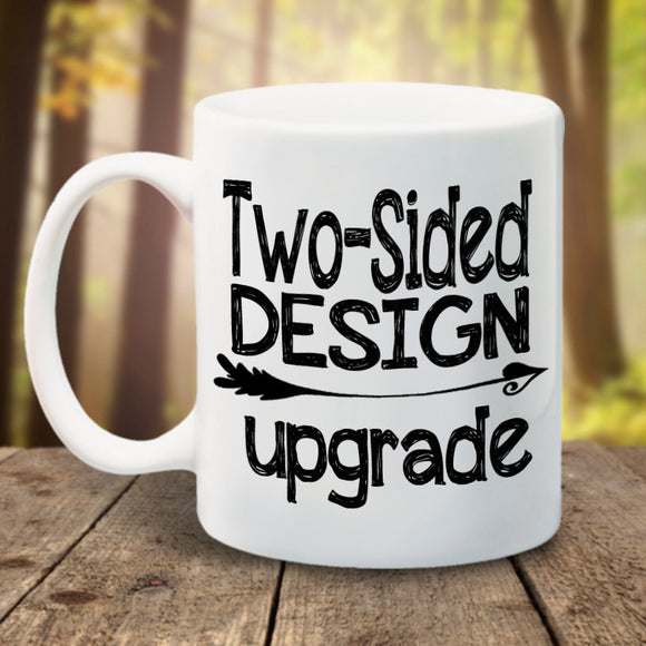 Two-Sided Design - LadyBee Boutique Mugs