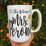 Future Mrs Mug for engagement - LadyBee Boutique Mugs
