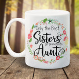 Only the best moms get promoted to grandma mug - LadyBee Boutique Mugs