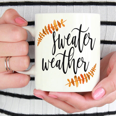 Sweater Weather - LadyBee Boutique Mugs