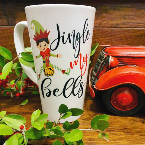 Jingle My Bells Mug