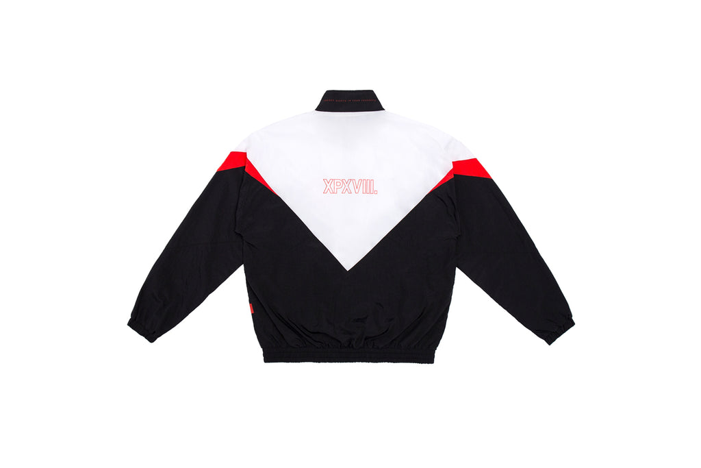 XPX RED LABEL MONOTONE TRACK JACKET