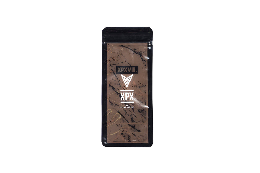 XPX MARBLE PRINT iPHONE STICKER WHITE iPHONE 6+