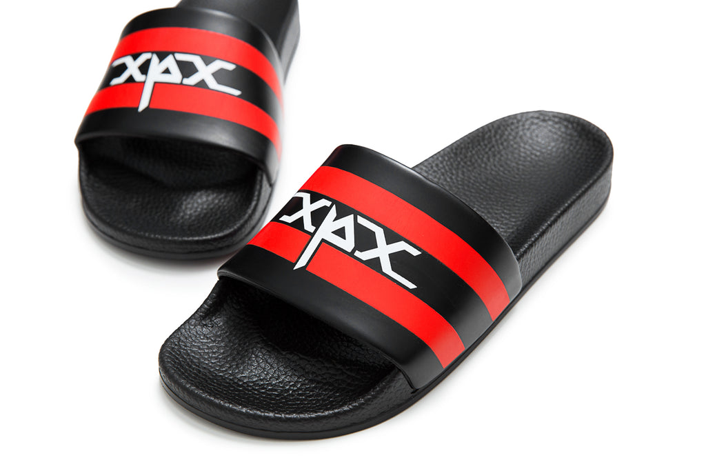 'XPX LOGO SLIPPER