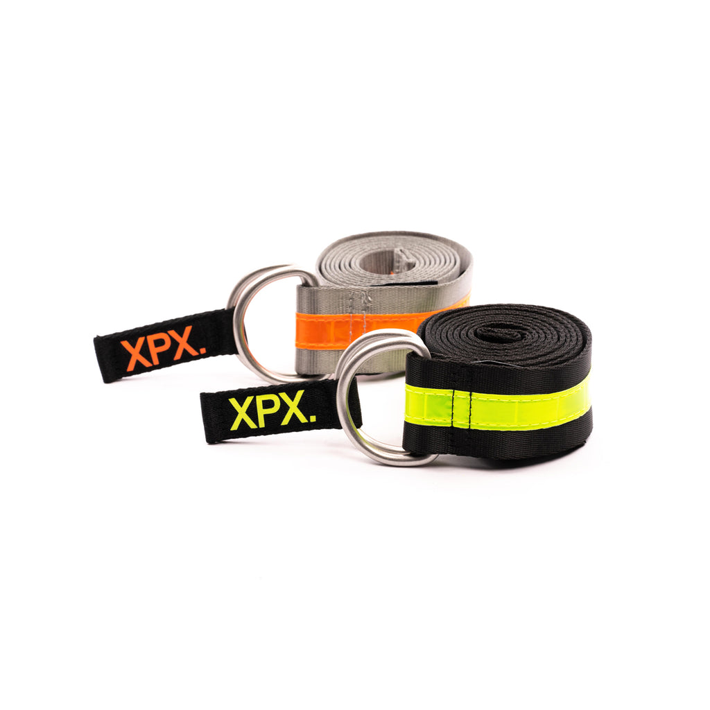 XPX BLACK REFLECTOR BELT