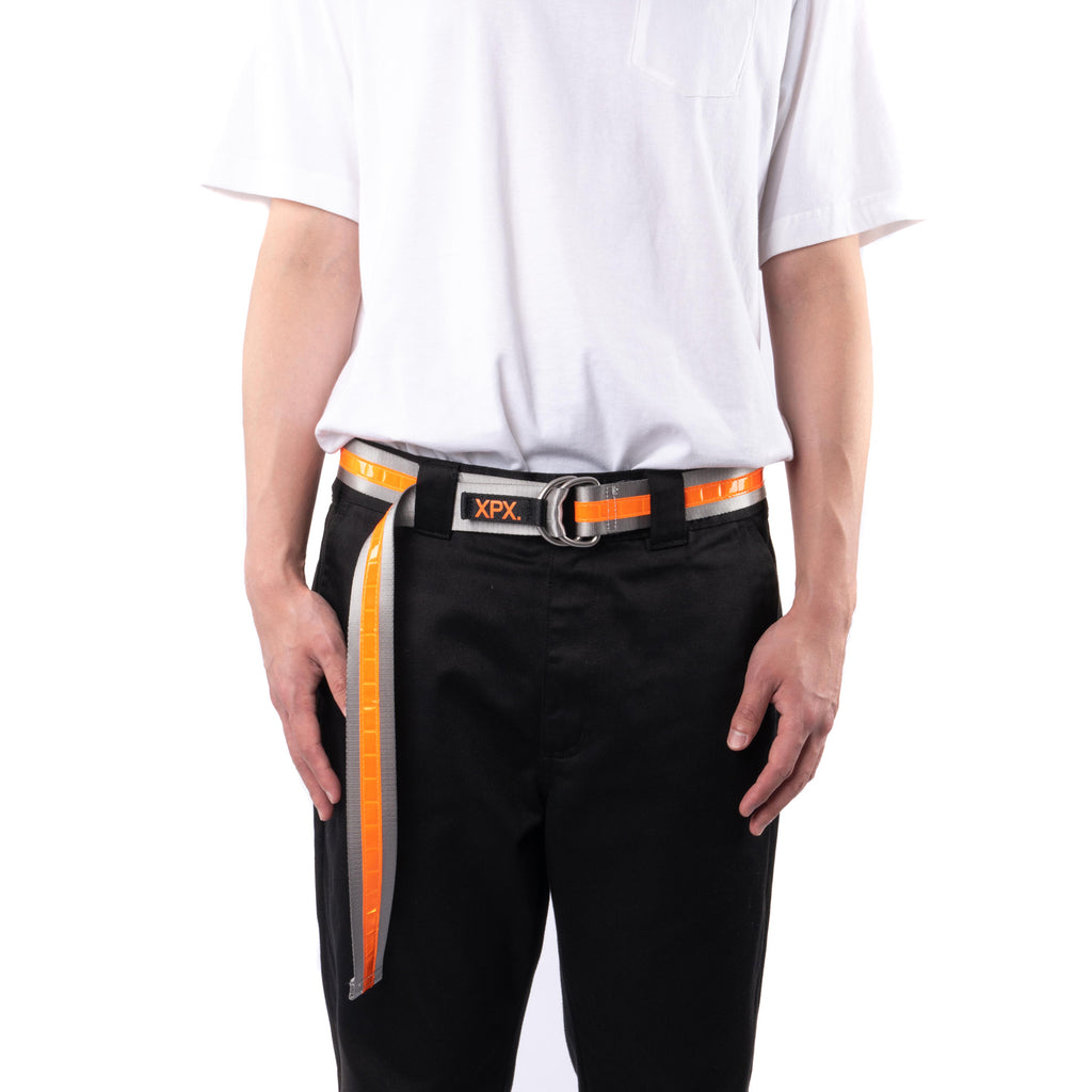XPX GREY REFLECTOR BELT