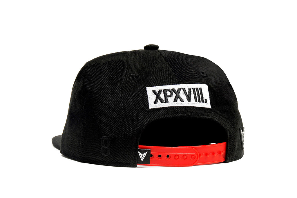 XPX LOVE  EMBROIDERY SNAP BACK