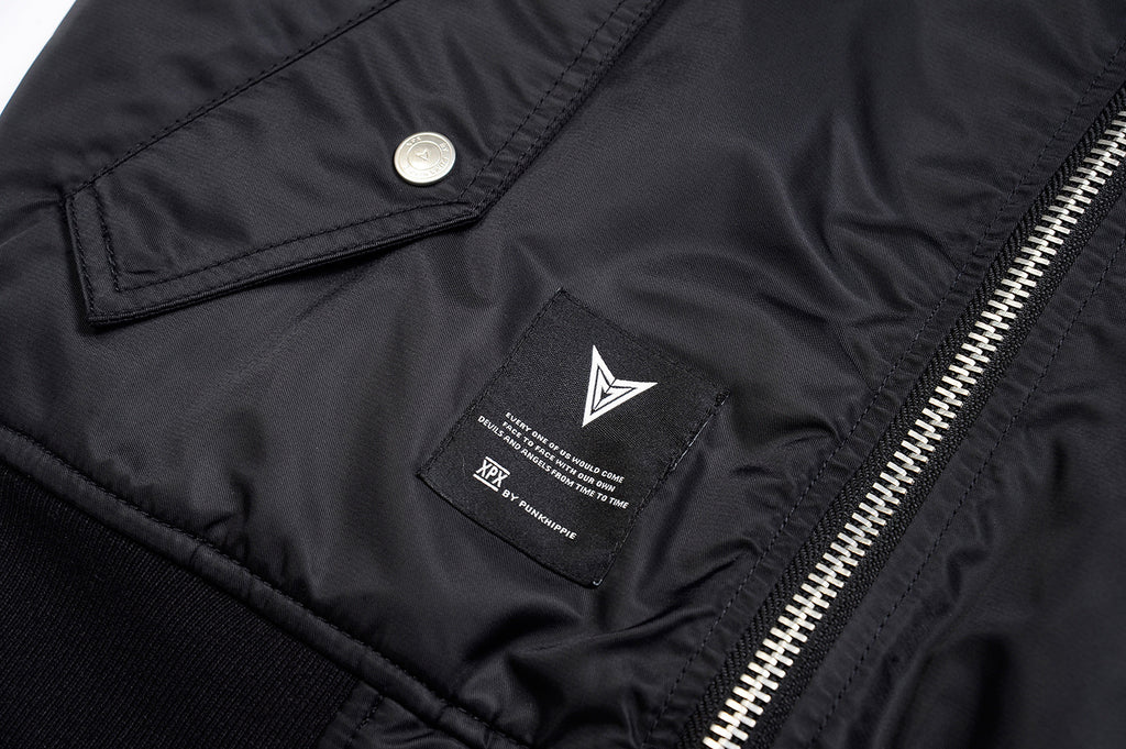 "XPX ""YOU NEVER KNOW"" BOMBER JACKET"