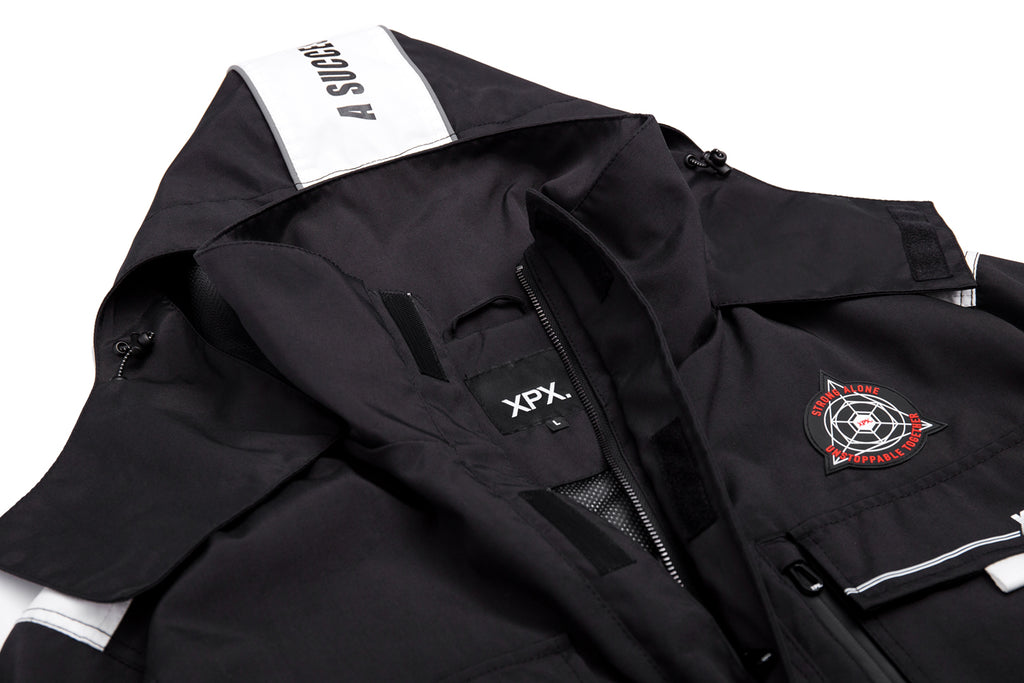'XPX TEAM UNIFORM JACKET