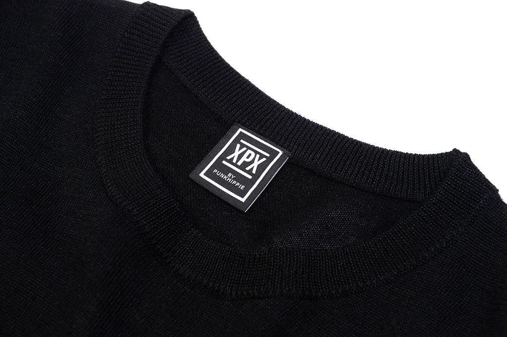 "XPX ""DO WHAT IS RIGHT"" KNIT TOP"