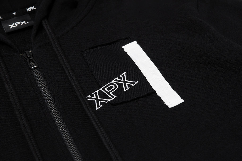 XPX 'YOU ARE YOUR ONLY LIMIT' ZIP UP HOODIE