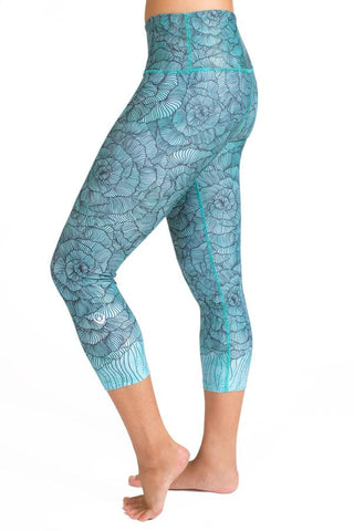 Inner fire capri bloom mint