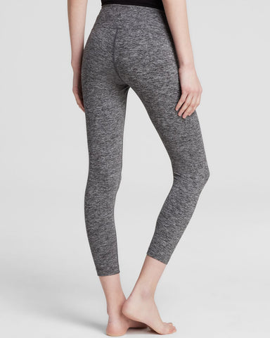 Koral Mystic Mid rise Capri Legging Heather Grey