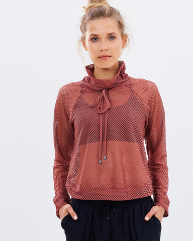 Koral Pump pullover Rose Gold