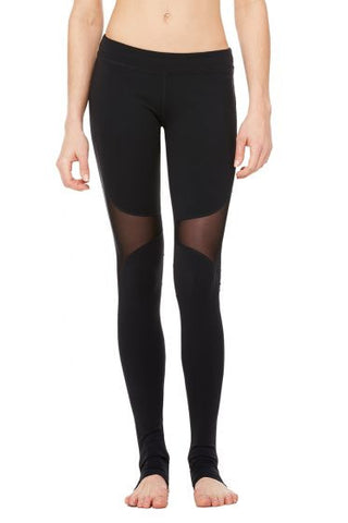 Alo Coast legging stormy black