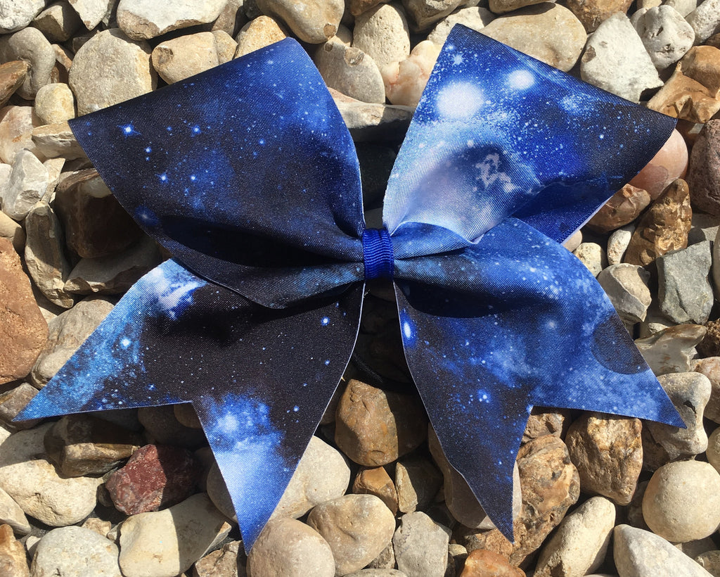 BLUE GALAXY BOW