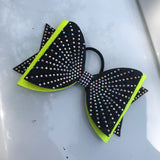 Big bows and Nike pros crop