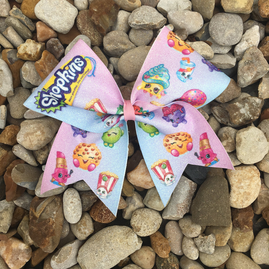 Shopkins bow