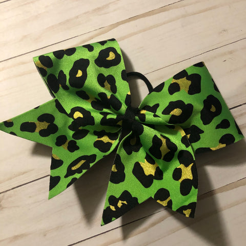 Lime Leopard