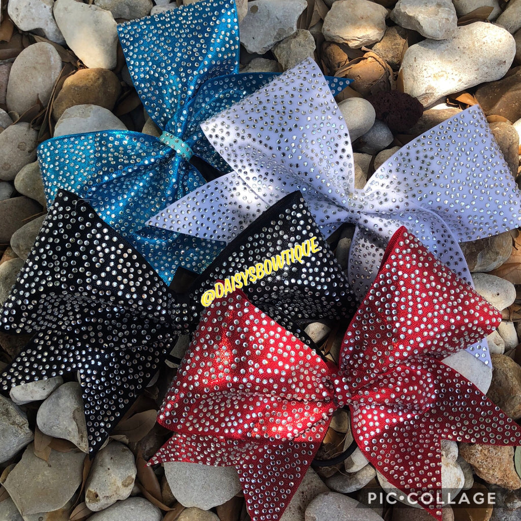 Super bling bow