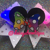 Minnie Mouse Light up bow
