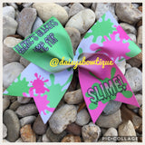 Slime bow