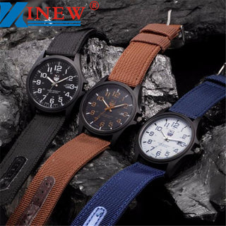 Watch Outdoor Stainless Steel Military