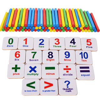Educational Toy Creative Mathematics Counting Set