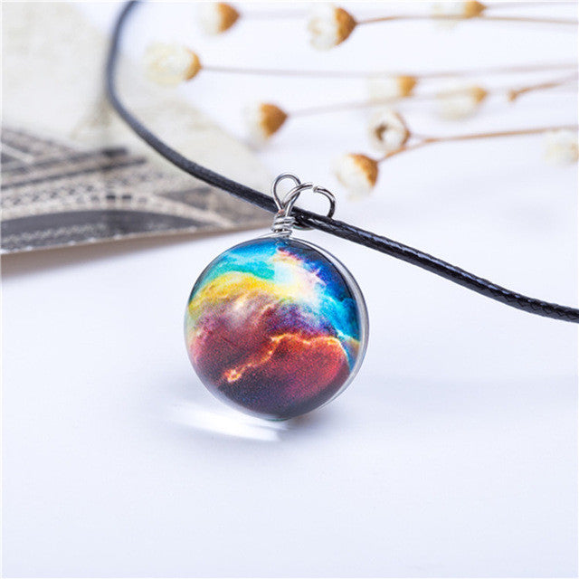 Collares Glass Galaxy