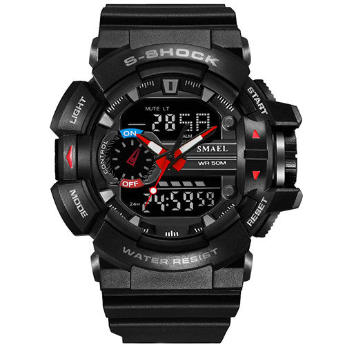 Watch Men Sports Military Outdoor