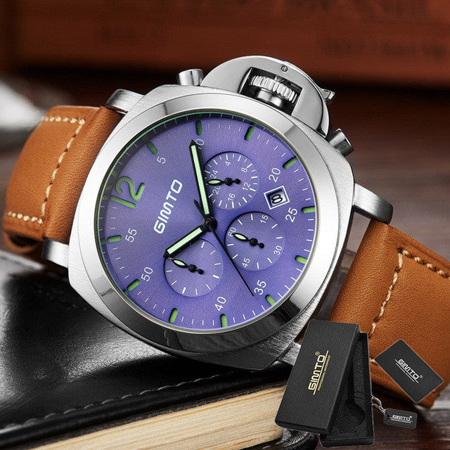 Chronograph Casual Watch