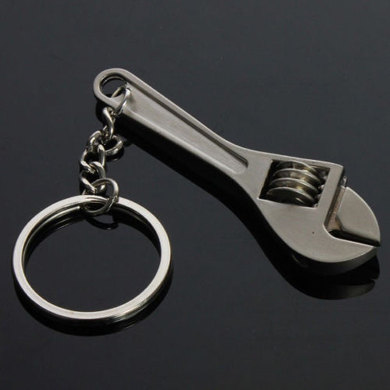 Keychain Metal Adjustable Tool Wrench