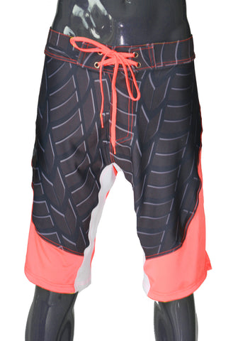 Ghost Shorts - Tyre - LIQUIDSALT activewear