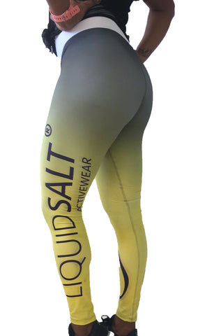 HONEY YOGA Tights - LIQUIDSALT activewear